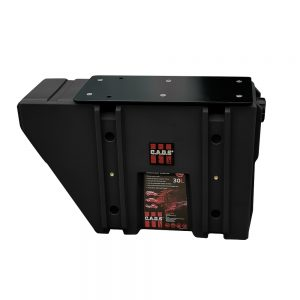 30L WATER TANK - INTRAY AND UNDER TRAY - BLACK