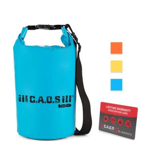 CAOS® DRY BAG 10L (BLUE)||CAOS® DRY BAG 10L (BLUE) 2||CAOS® DRY BAG 10L (BLUE) 3||CAOS® DRY BAG 10L (BLUE) 4||CAOS® DRY BAG 10L (BLUE) 5