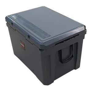 CAOS 104L ADVENTURE SERIES COOLER WITH BASKET AND ICE CELL 1  CAOS 104L ADVENTURE SERIES COOLER WITH BASKET AND ICE CELL 2  CAOS 104L ADVENTURE SERIES COOLER WITH BASKET AND ICE CELL 3  CAOS 104L ADVENTURE SERIES COOLER WITH BASKET AND ICE CELL