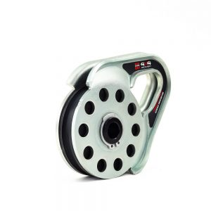 CAOS 13.5T SNATCH BLOCK (SILVER)