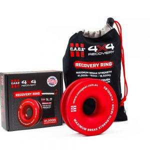 CAOS-4INCH-ALUMINIUM-RECOVERY-RING-RED-1