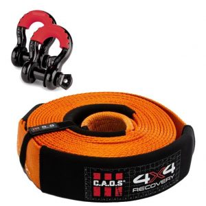 CAOS 8T SNATCH AND BOW SHACKLE 2 PACK