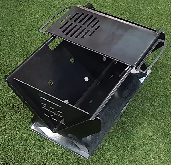 BASE TRAY AND BAG||CAOS FIRE PIT MKII WITH GRILL