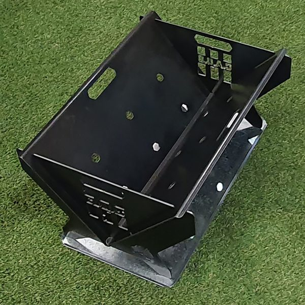 BASE TRAY AND BAG 1  CAOS FIRE PIT MKII WITH GRILL