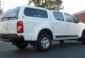HOLDEN COLORADO SLIDE LIFT COMBO WINDOW CANOPY