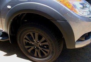 Mazda BT50 2011-2017 Fender Flares - Front Set