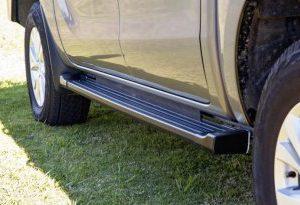 Mazda BT50 2011-2020 Side Steps - Black