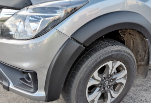 Mazda BT50 2018-2020 Fender Flares - Front Set Only