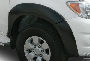 Toyota Hilux 08-11 Front Flares