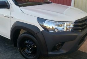 Toyota Hilux 2015~ Narrow Body FRONT Fender Flares