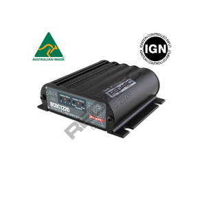 20A IN-VEHICLE DC BATTERY CHARGER (IGNITION CONTROL)