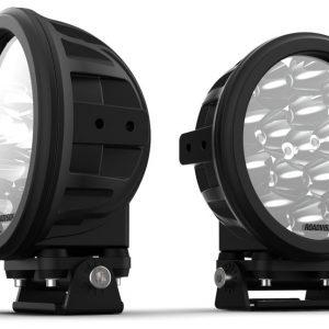 LED Driving Light 7inch D Series Spot Beam 9-32V 16 x 5W LEDs 80W 6400lm IP67 Roadvision Dominator