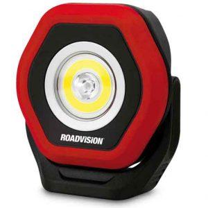 Roadvision LED Twin Beam Pocket floor Worklamp